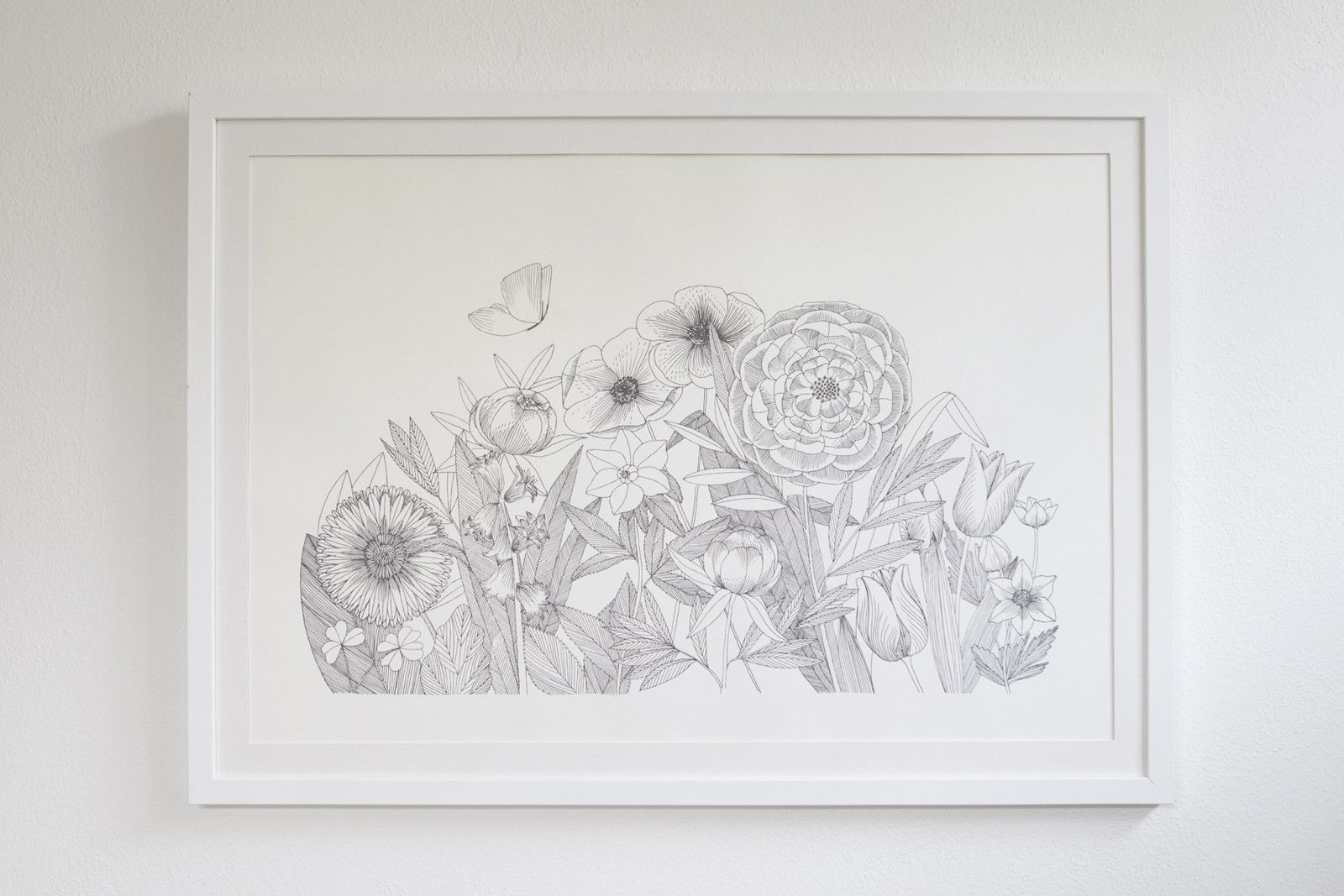 Mezi květy