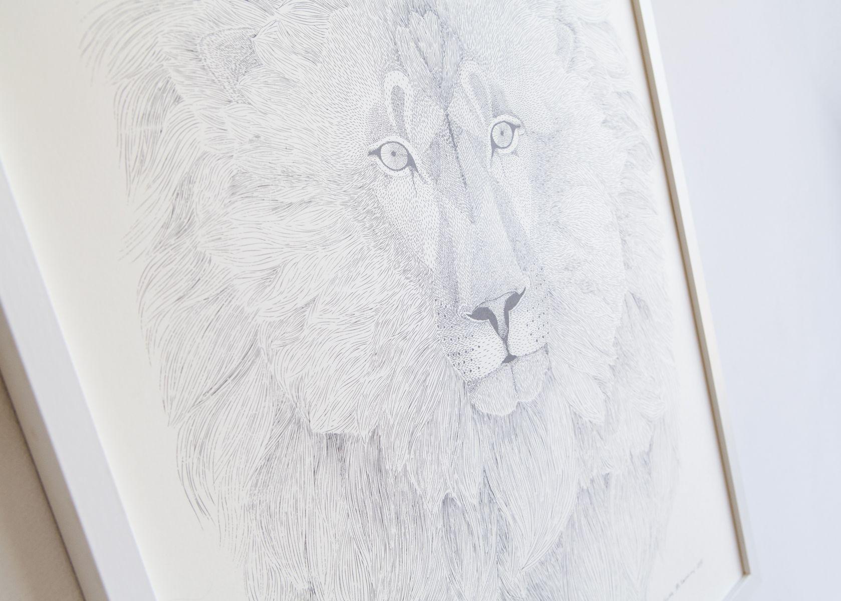 V srdci lva